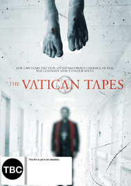 The Vatican Tapes on DVD