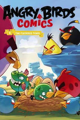 Angry Birds Comics: v.4 by Glenn Dakin image