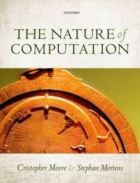 The Nature of Computation by Cristopher Moore image
