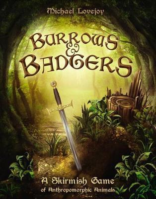 Burrows & Badgers by Michael Lovejoy image