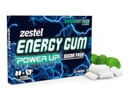 Zestel Energy Gum - Spearmint Rush image