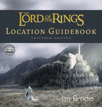 Lord of the Rings Location Guidebook by Ian Brodie image