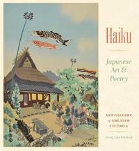 Haiku Japanese Art & Poetry 2019 Wall Calendar