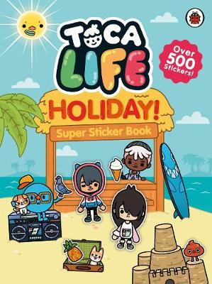 Toca Life: Holiday! by Puffin image