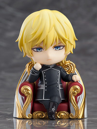 Legend of the Galactic Heroes: Nendoroid Reinhard - Articulated Figure