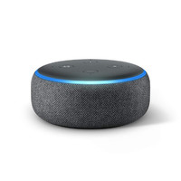 AMAZON Echo Dot - Smart speaker with Alexa - Charcoal