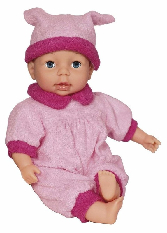 """Bayer: My First Baby - 11"""" Doll (Assorted Designs)"""