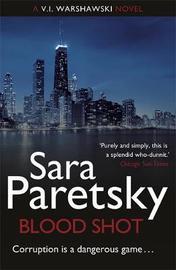 Blood Shot by Sara Paretsky