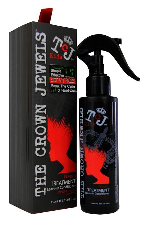 TCJ-Kids: Neem Head-Lice Treatment - Leave-In Conditioner (150ml)