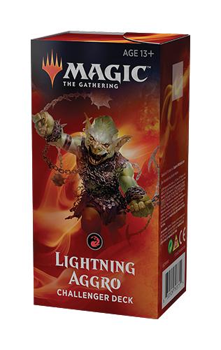 Magic The Gathering Challenger Decks 2019: Lightning Agro