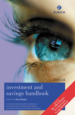 Zurich Investment & Savings Handbook 2003/2004 by Paul Wright image