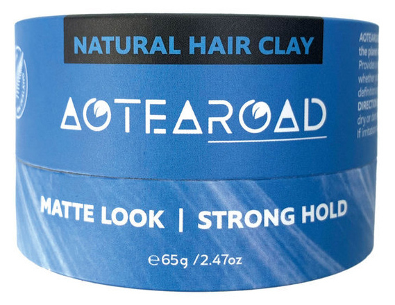 Aotearoad: Strong Hold Hair Clay
