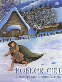 Robber Girl by Margaret Wild image