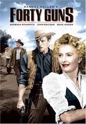 Forty Guns on DVD