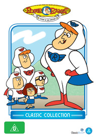 Roger Ramjet: Hero Of Our Nation on DVD