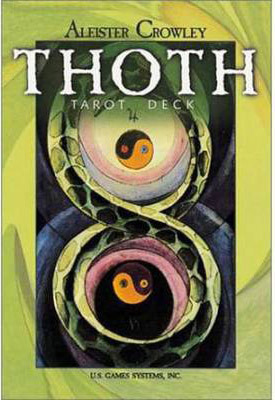Aleister Crowley Thoth Tarot Deck by Aleister Crowley