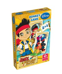 Disney Jake and the Neverland Pirates Donkey Card Game
