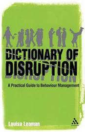 Dictionary of Disruption by Louisa Leaman