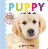 Puppy and Friends by Roger Priddy