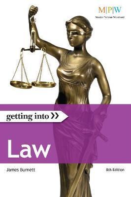 Getting Into Law by Carl Lygo