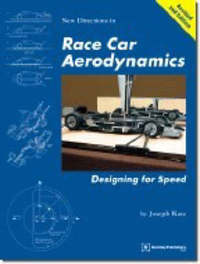 Race Car Aerodynamics by Joseph Katz image