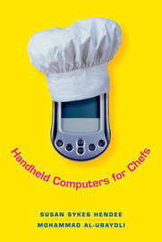 Handheld Computers for Chefs by Susan Sykes Hendee image