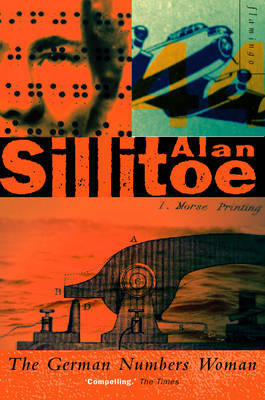 The German Numbers Woman by Alan Sillitoe image