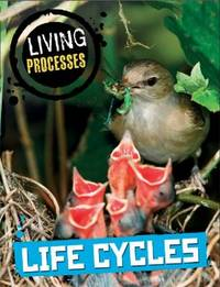 Living Processes: Life Cycles by Richard Spilsbury