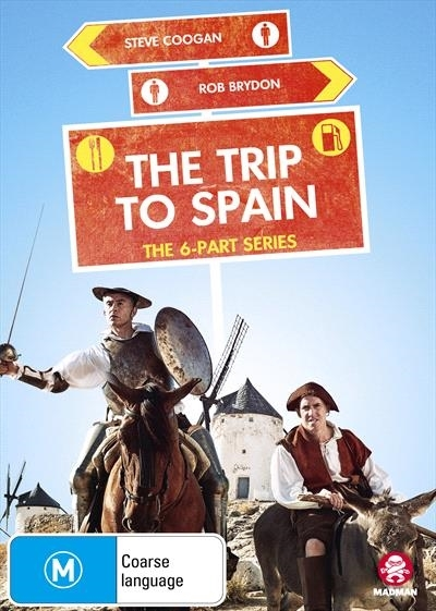 The Trip To Spain: The Complete Series on DVD
