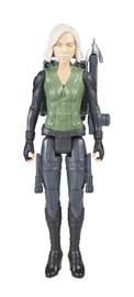 "Avengers Infinity War: Power FX Black Widow - 12"" Titan Hero Figure image"