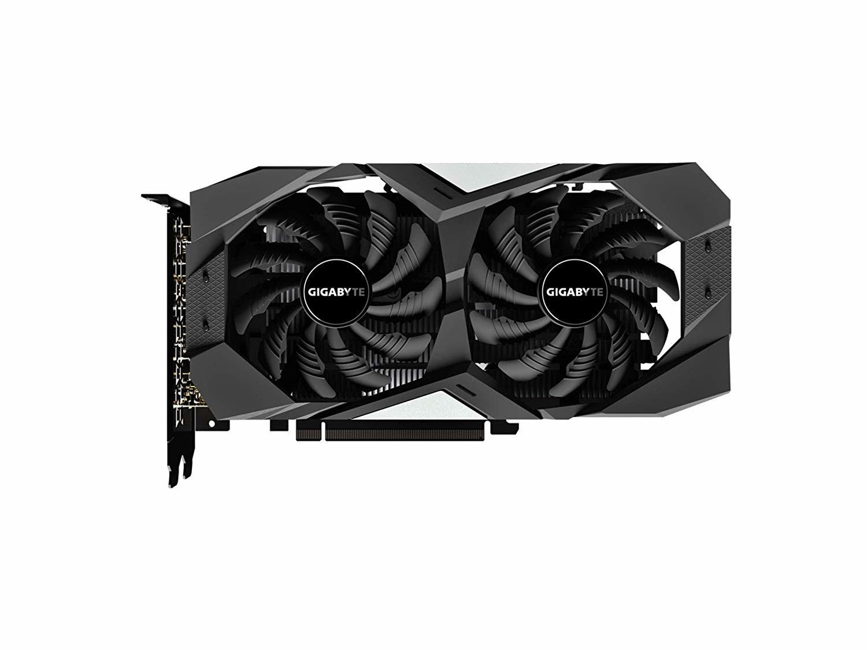 Gigabyte GeForce GTX 1650 Windforce OC 4GB GDDR5 Graphics Card image