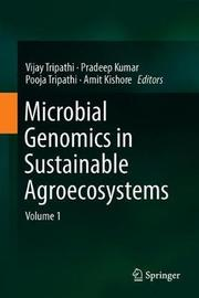Microbial Genomics in Sustainable Agroecosystems