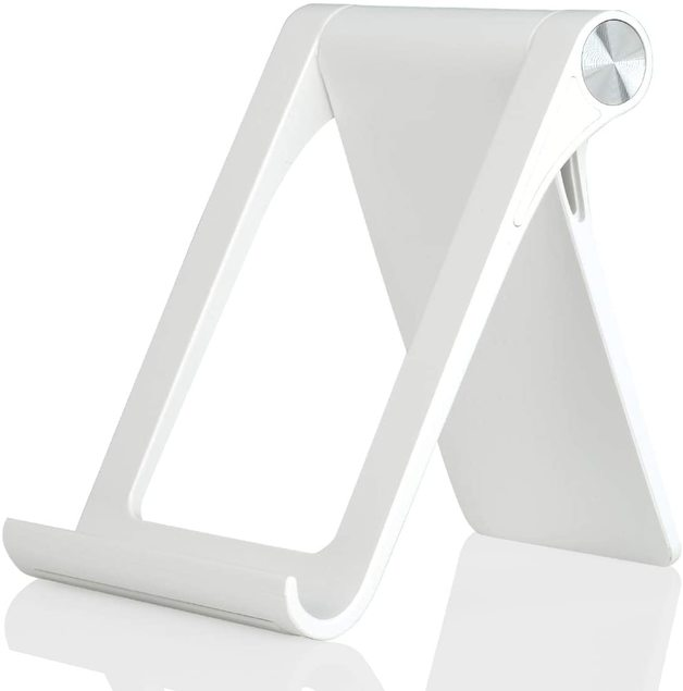 Foldable Phone Stand - White