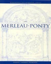 On Merleau-Ponty by Daniel Primozic image