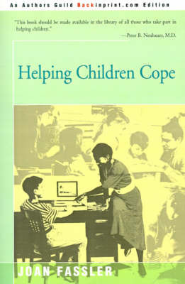 Helping Children Cope by Joan Fassler, Ph.D. image