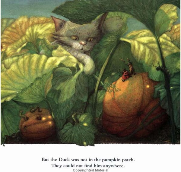 Pumpkin Soup by Helen Cooper image