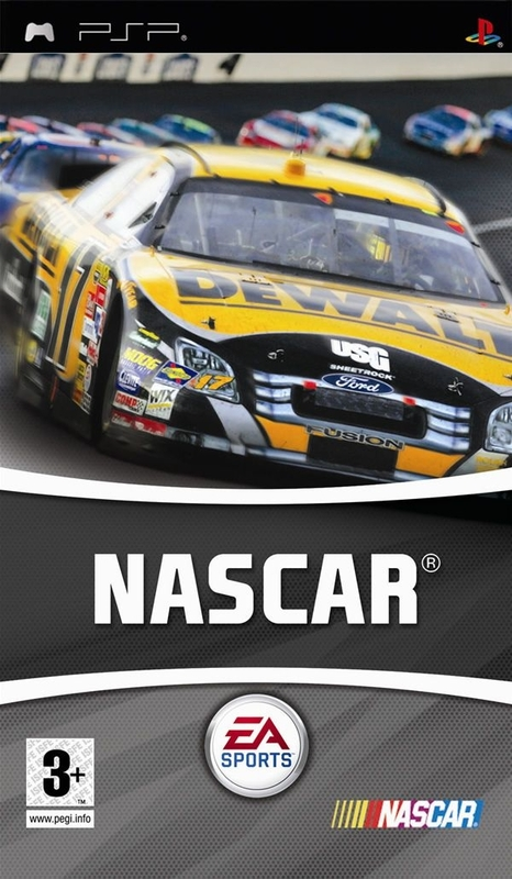 NASCAR 07: Chase For The Cup for PSP
