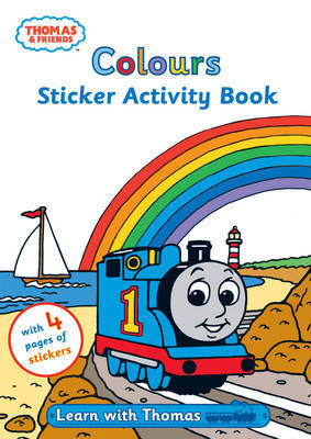 Colours: Sticker Activity Book