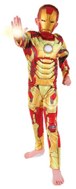 Ironman 3 Deluxe Costume Youth (Size 6-8)