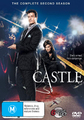 Castle - The Complete 2nd Season (6 Disc Set) on DVD