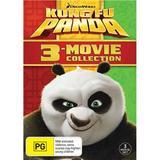 Kung Fu Panda Trilogy on DVD