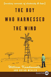 The Boy Who Harnessed the Wind LP by William Kamkwamba