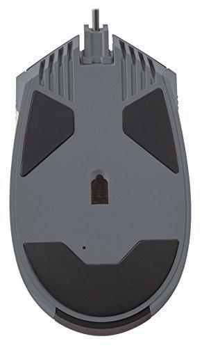 Corsair Gaming KATAR Ambidextrous Optical Gaming Mouse - Black for PC Games image