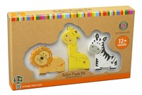 Orange Tree Toys: Safari Range - Mini Puzzle Set