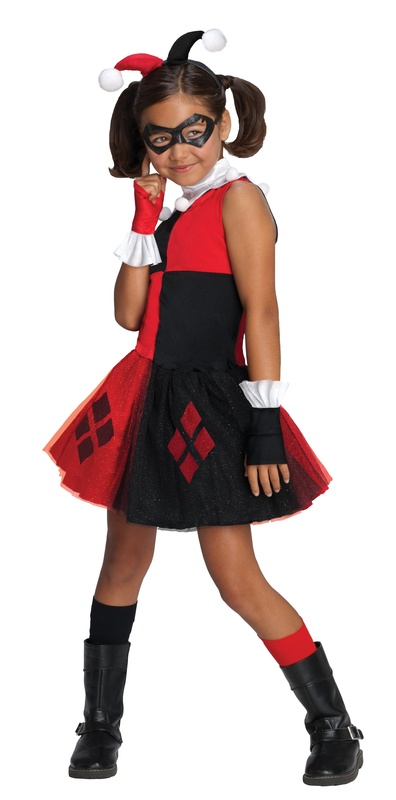 DC Comics: Harley Quinn Tutu Costume - (Small)