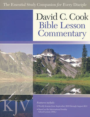 David C. Cook Bible Lesson Commentary KJV by David C Cook