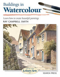 Buildings in Watercolour (SBSLA31) by Ray Campbell Smith image