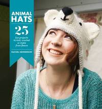 Animal Hats by Rachel Henderson
