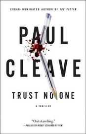 Trust No One by Paul Cleave image