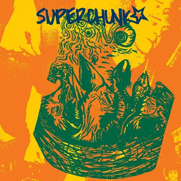 Superchunk (REISSUE) by Superchunk